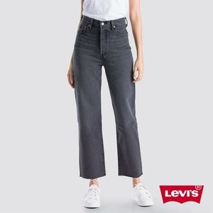 Levi's Ribcage Straight Ankle Jean Pants